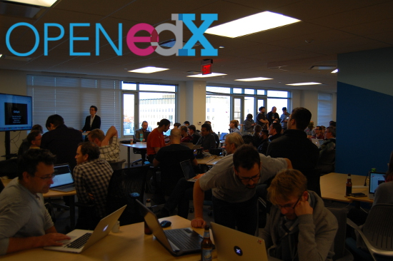 Sharing results at the Open edX Hackathon 2014